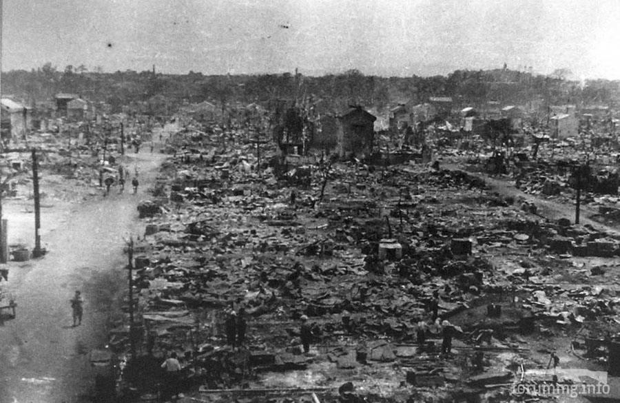 115336 - Стратегические бомбардировки Германии и Японии