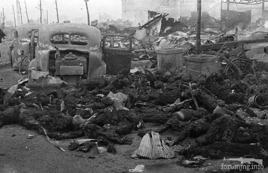 115337 - Стратегические бомбардировки Германии и Японии