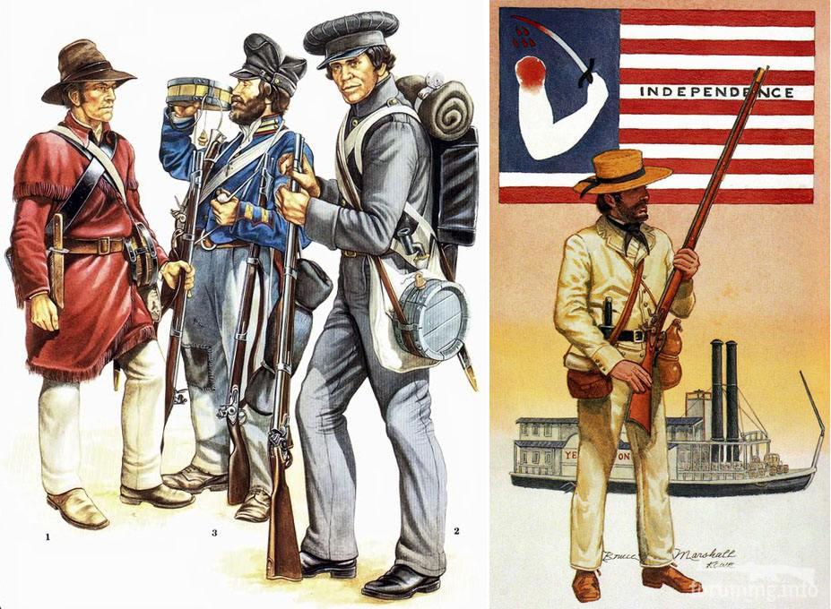 115341 - Гражданская война в США