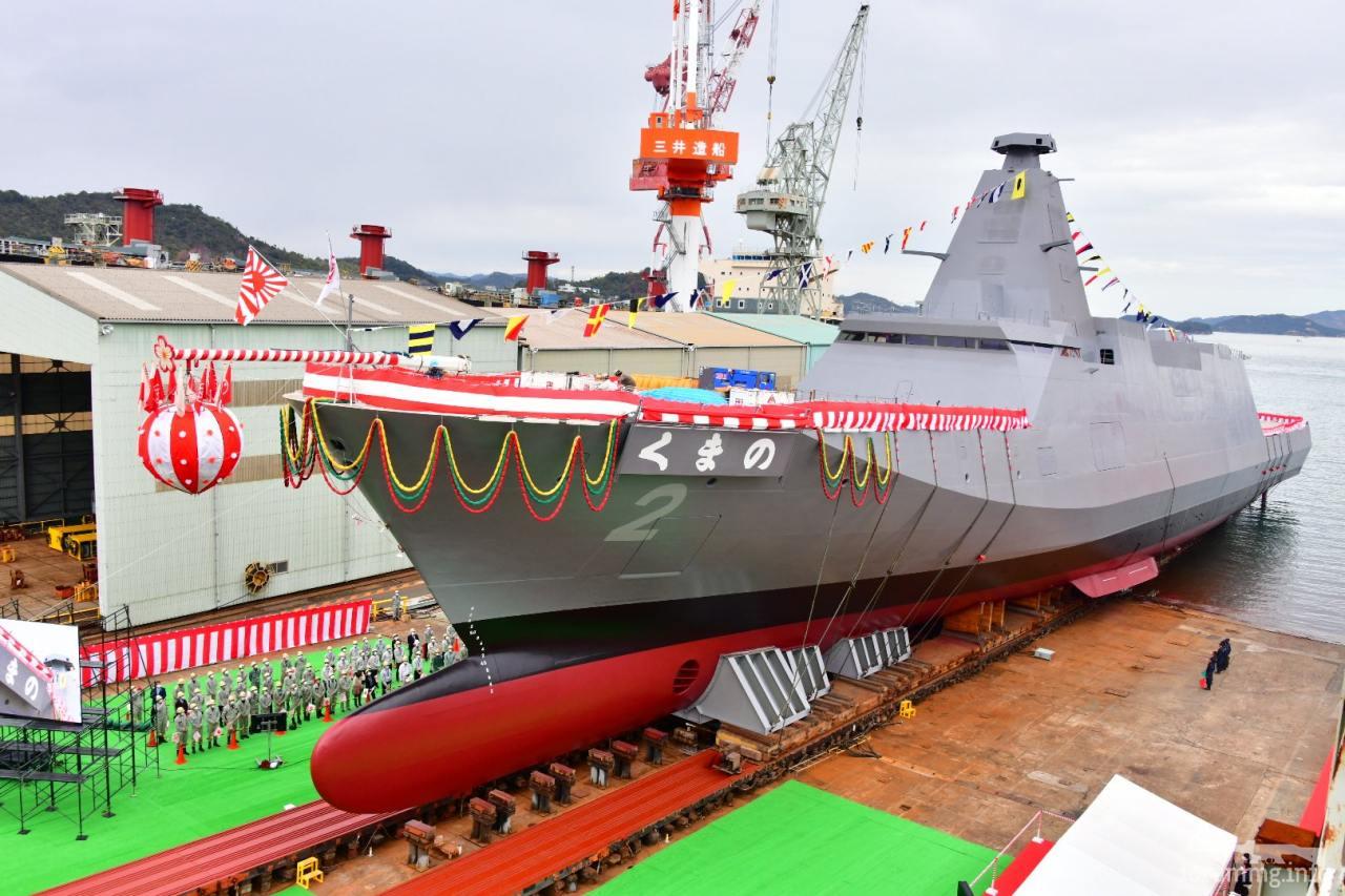115367 - Морские силы самообороны Японии