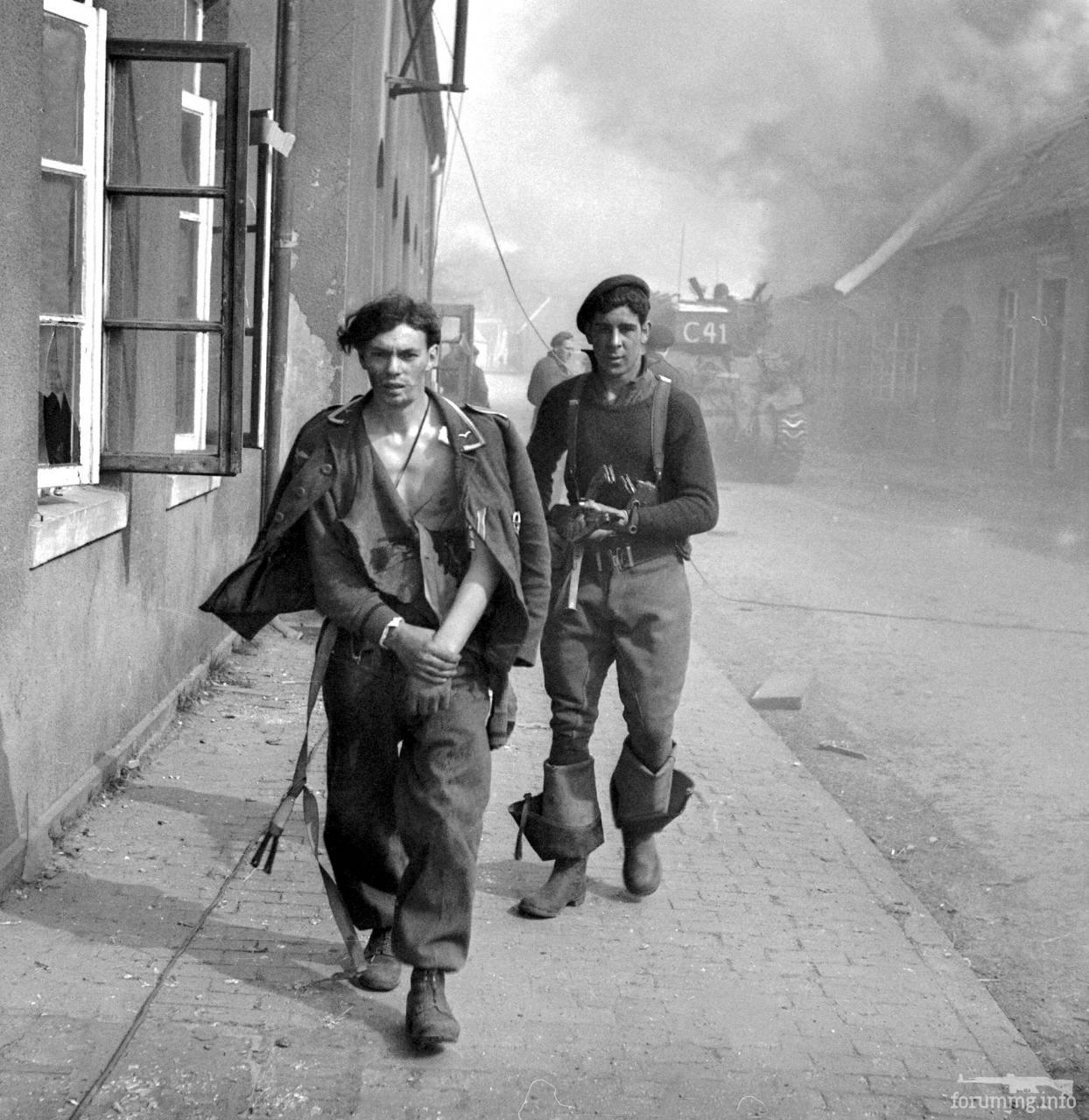 115380 - Военное фото 1939-1945 г.г. Западный фронт и Африка.