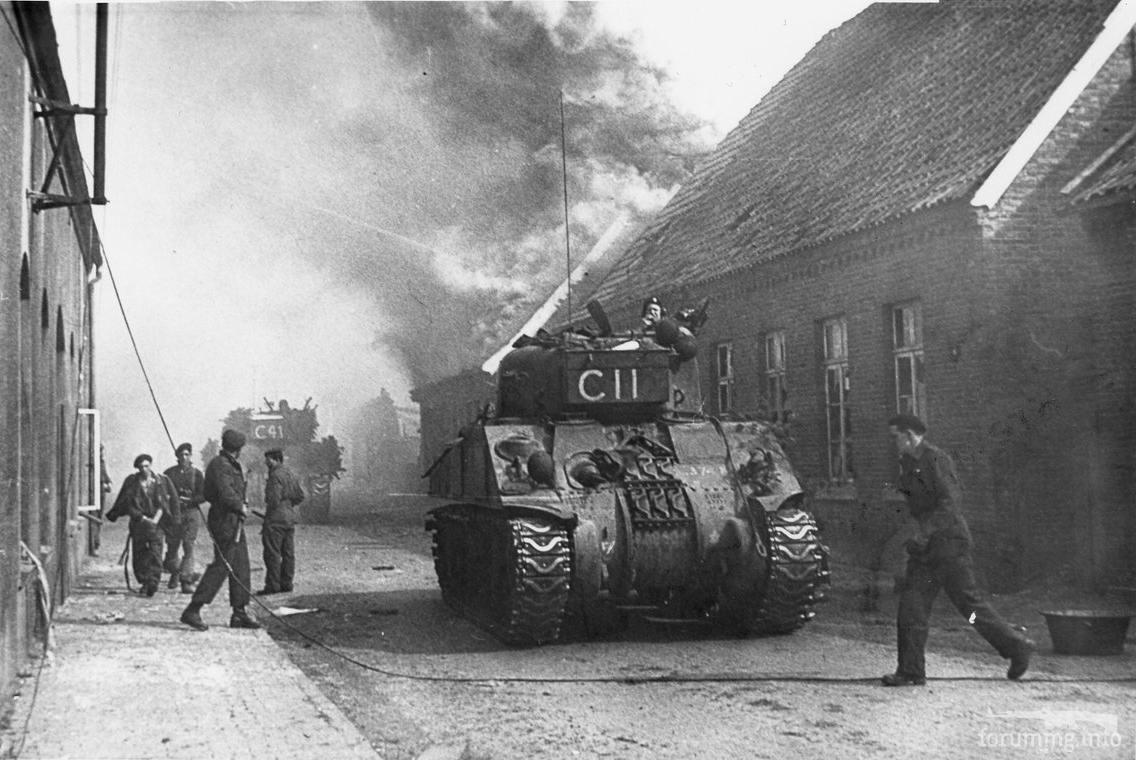 115381 - Военное фото 1939-1945 г.г. Западный фронт и Африка.