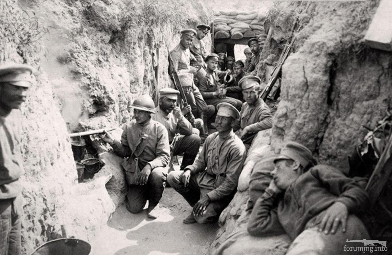 115529 - Военное фото. Восточный и итальянский фронты, Азия, Дальний Восток 1914-1918г.г.