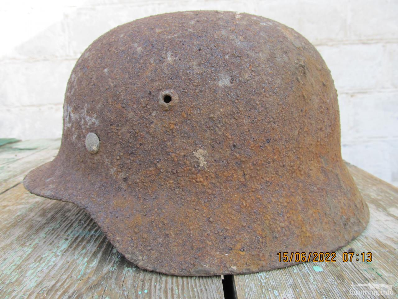 115802 - Было - стало (каски, аммуниция, униформа, предметы быта и прочее...)