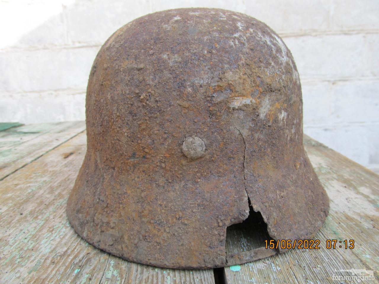 115805 - Было - стало (каски, аммуниция, униформа, предметы быта и прочее...)