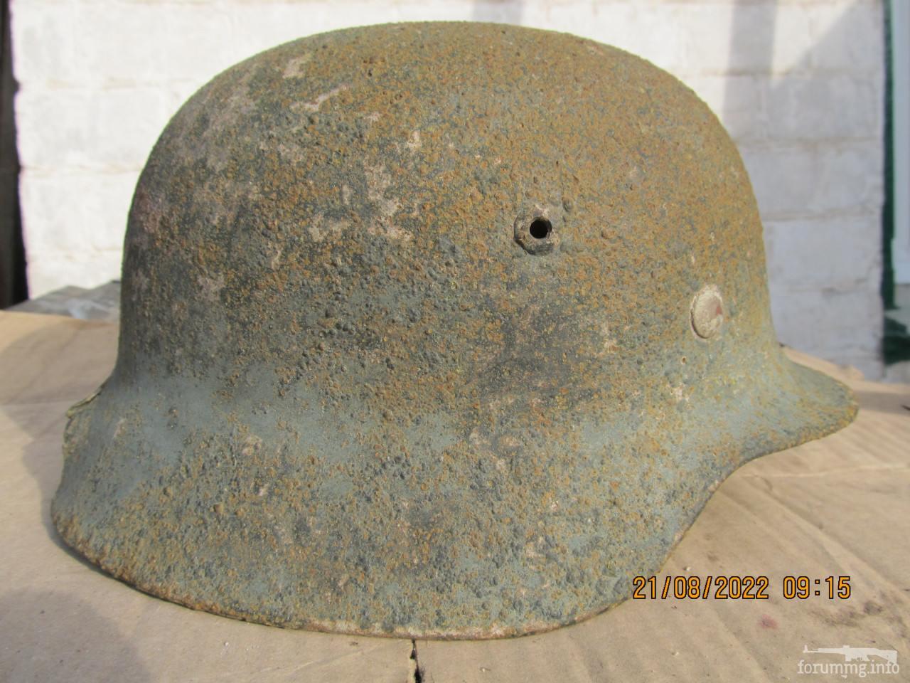 115812 - Было - стало (каски, аммуниция, униформа, предметы быта и прочее...)