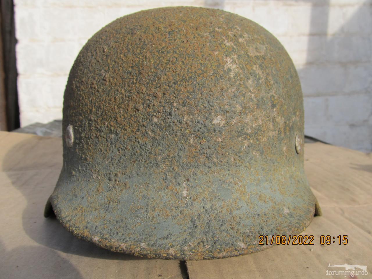 115813 - Было - стало (каски, аммуниция, униформа, предметы быта и прочее...)