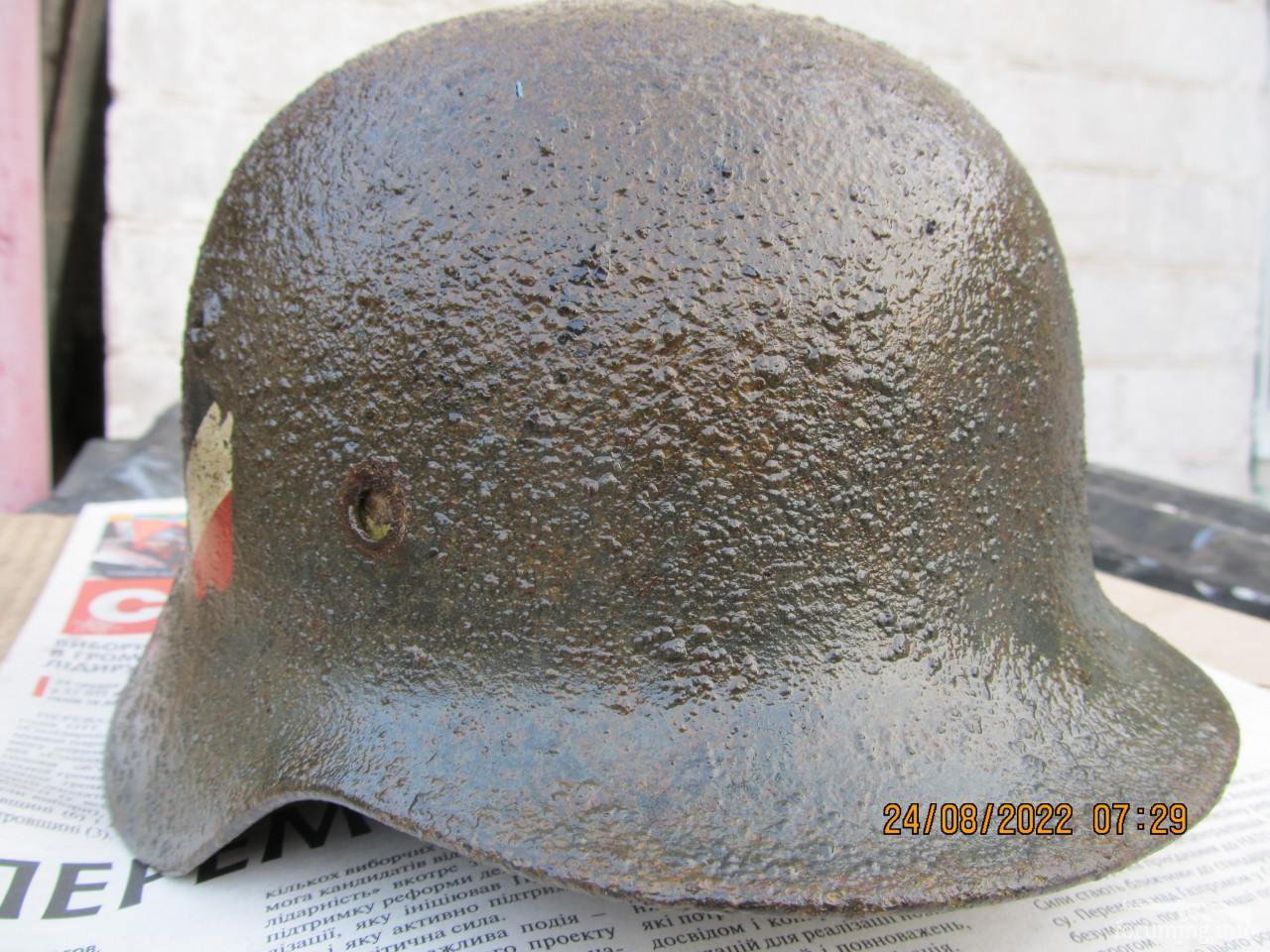 115819 - Было - стало (каски, аммуниция, униформа, предметы быта и прочее...)
