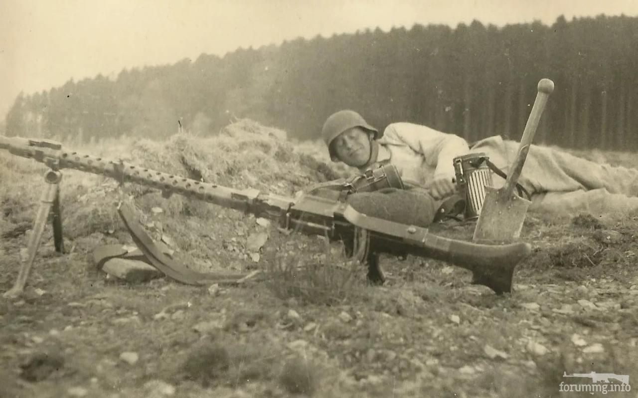 115857 - Все о пулемете MG-34 - история, модификации, клейма и т.д.