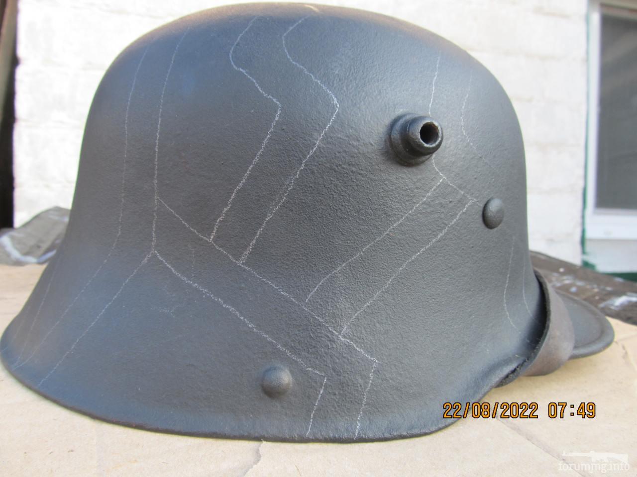 115896 - Было - стало (каски, аммуниция, униформа, предметы быта и прочее...)