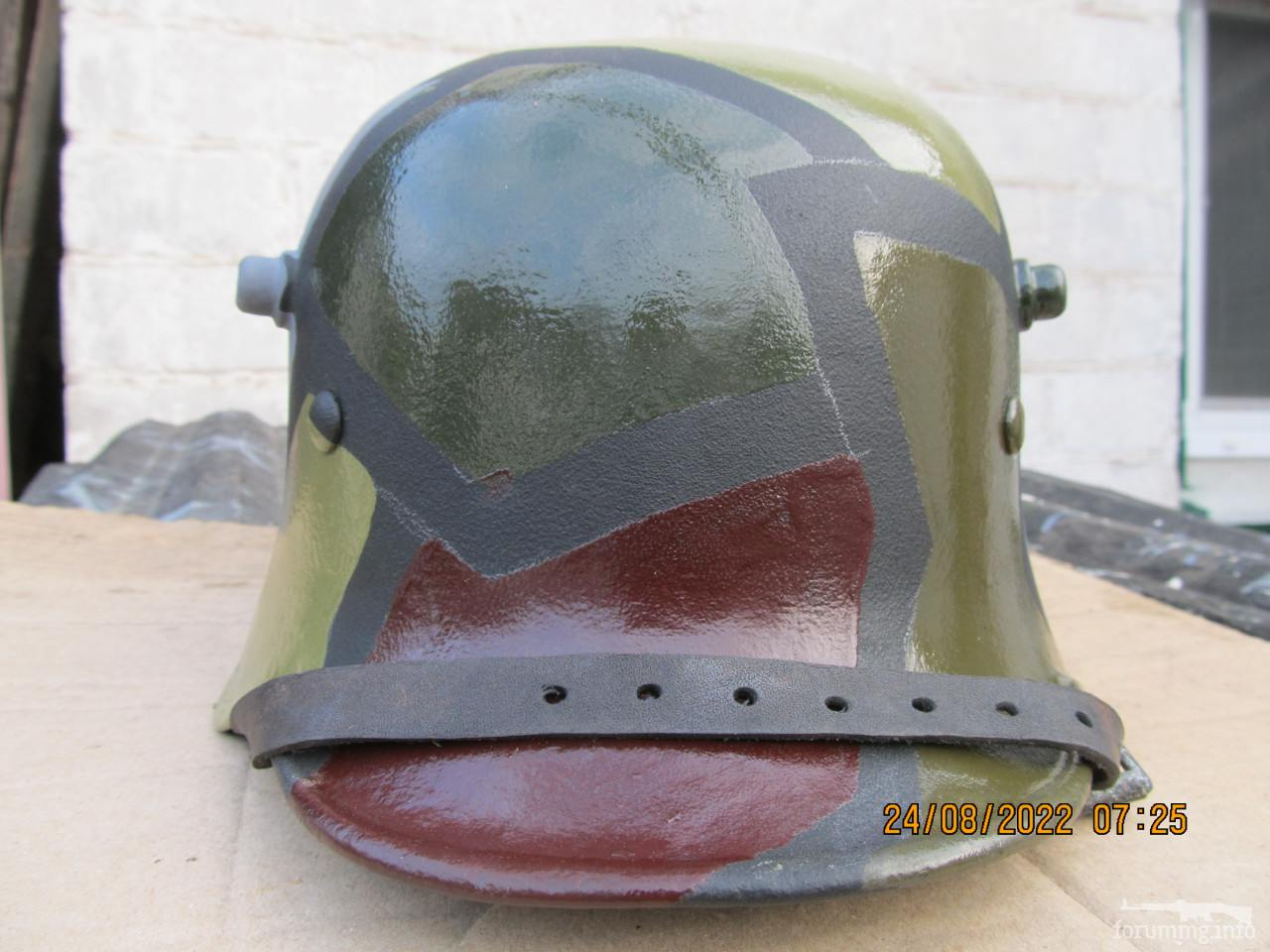 115902 - Было - стало (каски, аммуниция, униформа, предметы быта и прочее...)