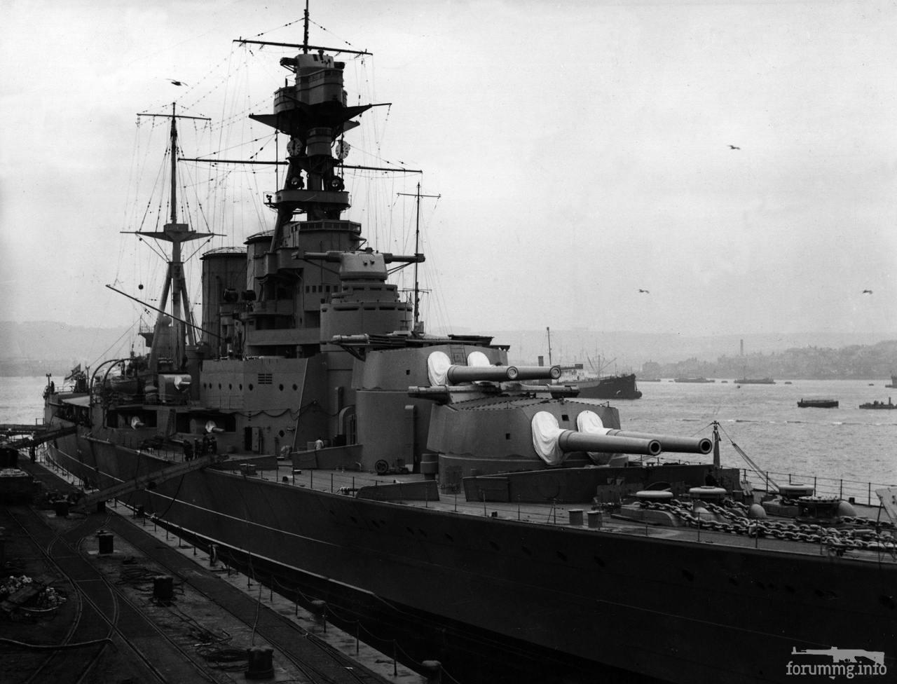 115963 - Линейный крейсер Hood, 1924 г.