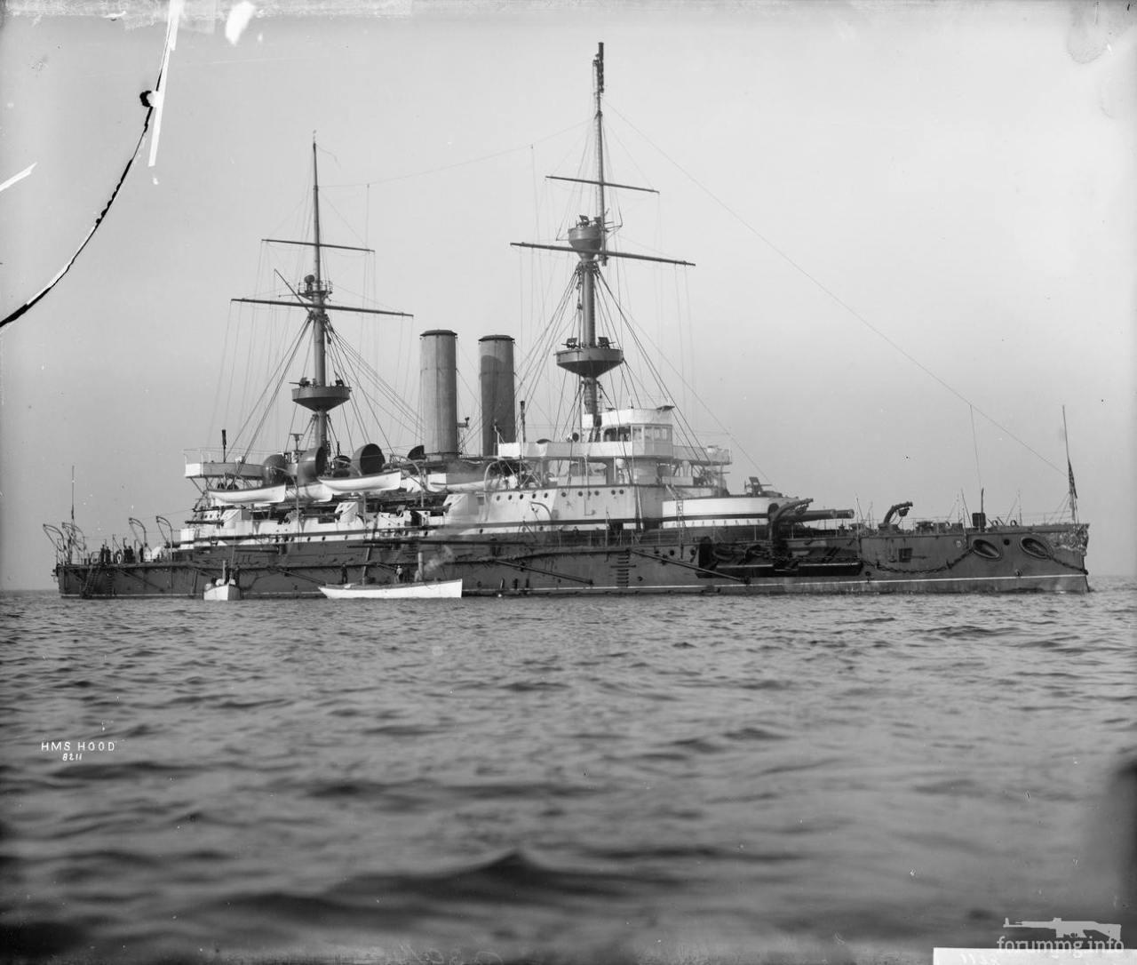 115973 - Броненосцы, дредноуты, линкоры и крейсера Британии