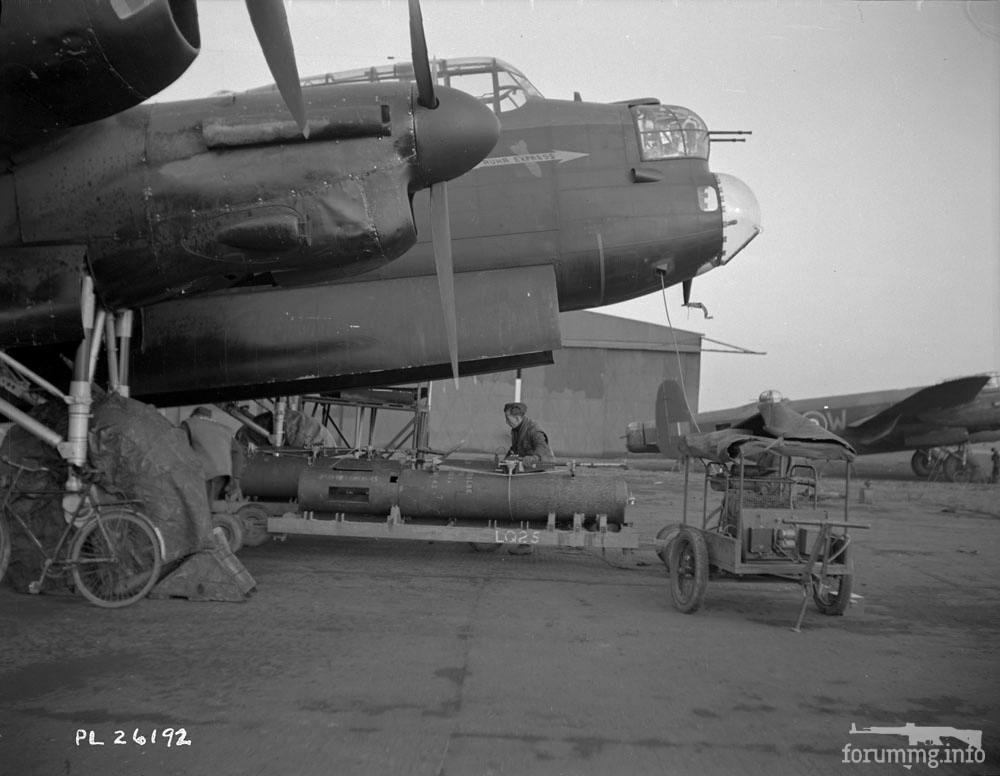 116059 - Стратегические бомбардировки Германии и Японии