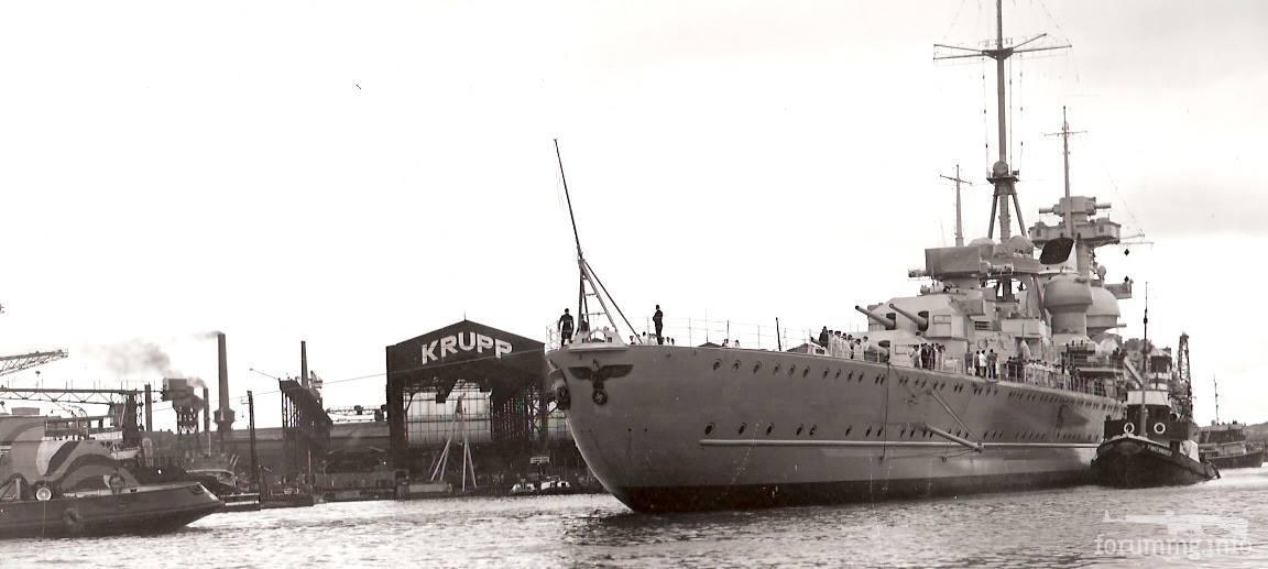 116276 - Тяжелый крейсер Prinz Eugen
