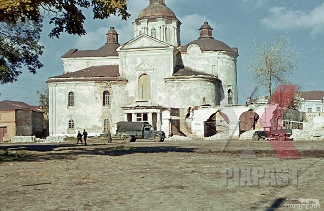 116282 - Лето 1941г,немецкие фото.