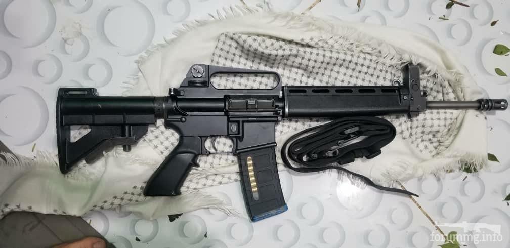 116288 - Семейство Armalite / Colt AR-15 / M16 M16A1 M16A2 M16A3 M16A4