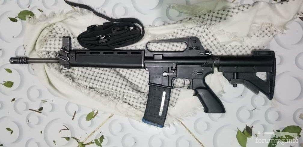 116289 - Семейство Armalite / Colt AR-15 / M16 M16A1 M16A2 M16A3 M16A4