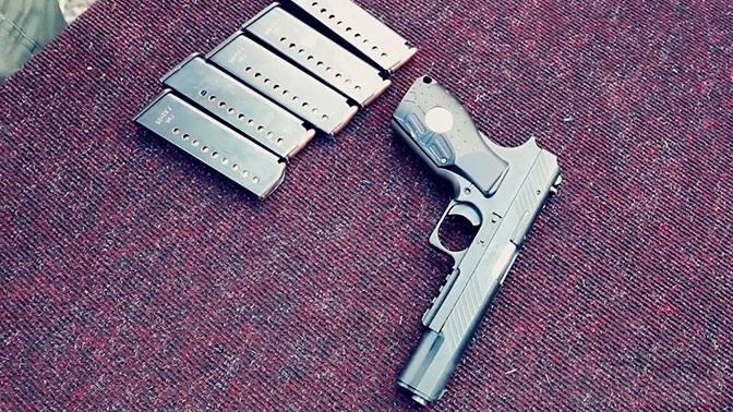 """11630 - Пистолет """"Оплот"""""""
