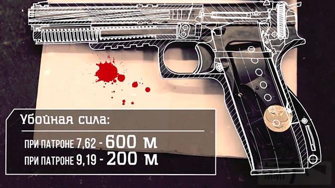 """11631 - Пистолет """"Оплот"""""""