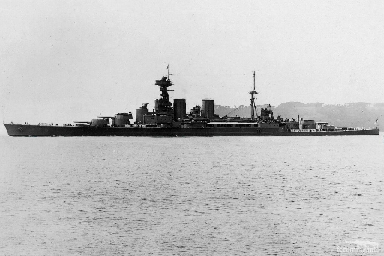 116355 - HMS Hood