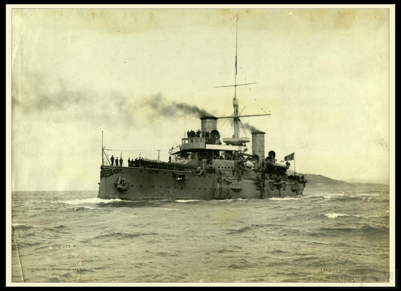 11640 - Regia Marina - Italian Battleships Littorio Class и другие...