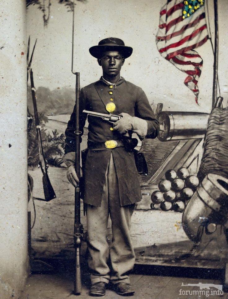 116539 - Гражданская война в США