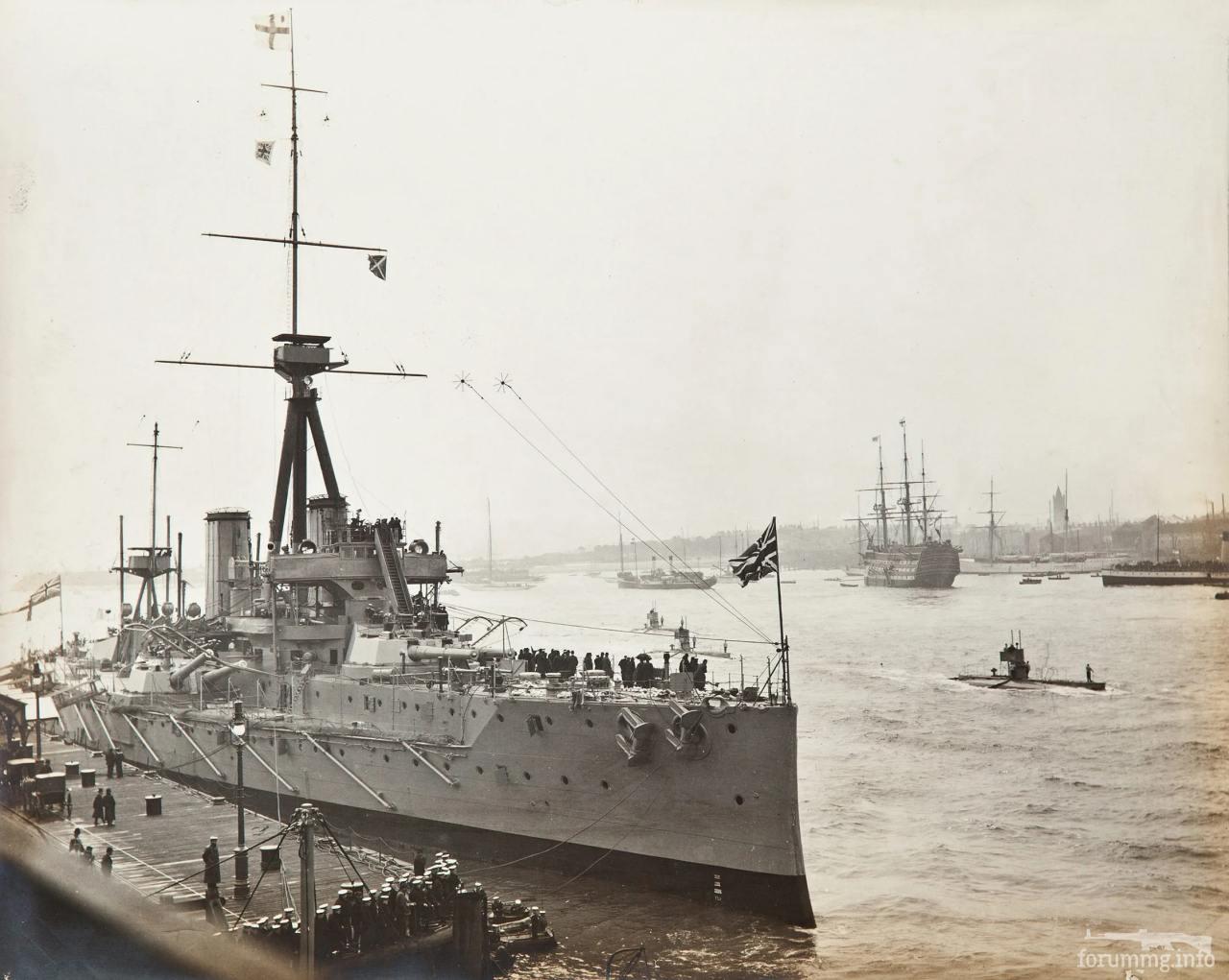 116589 - HMS Dreadnaught