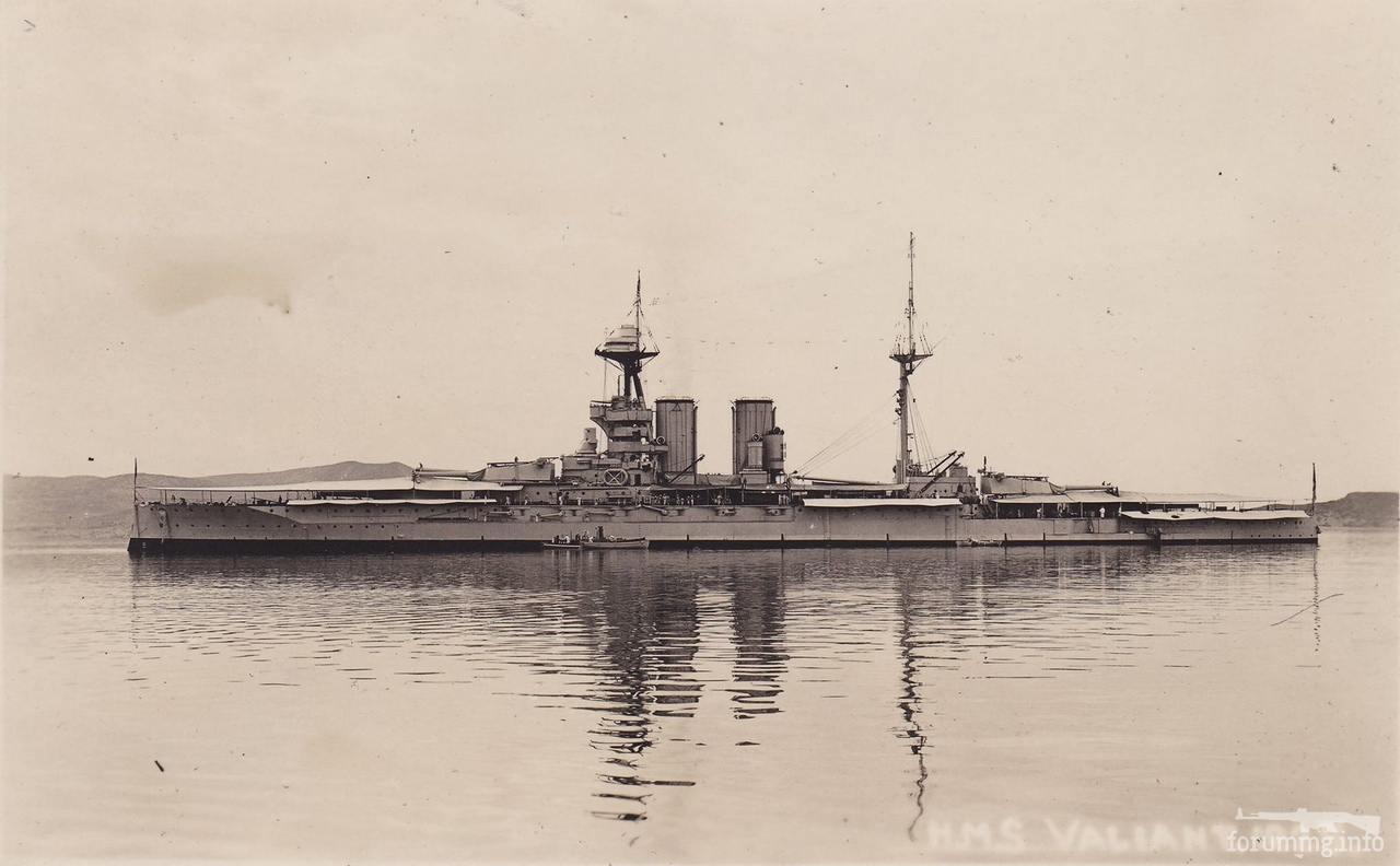 116617 - HMS Valiant, 1925 г.
