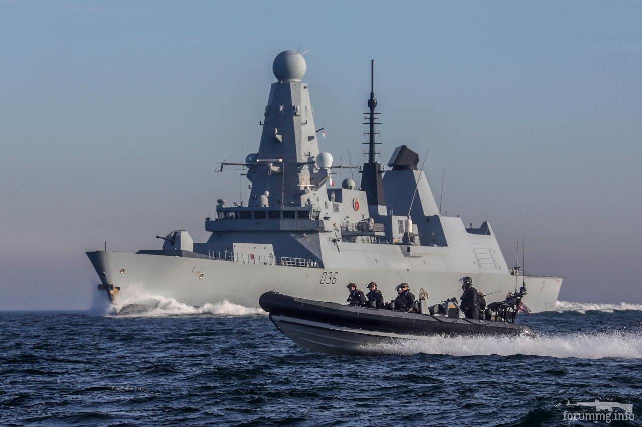 116622 - HMS Defender (D36)