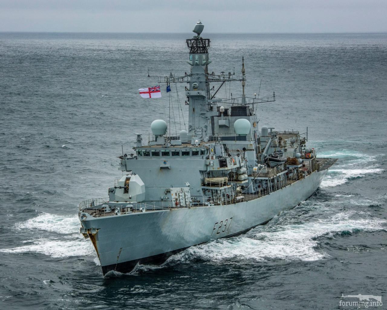 116629 - Фрегат HMS Westminster (F237)