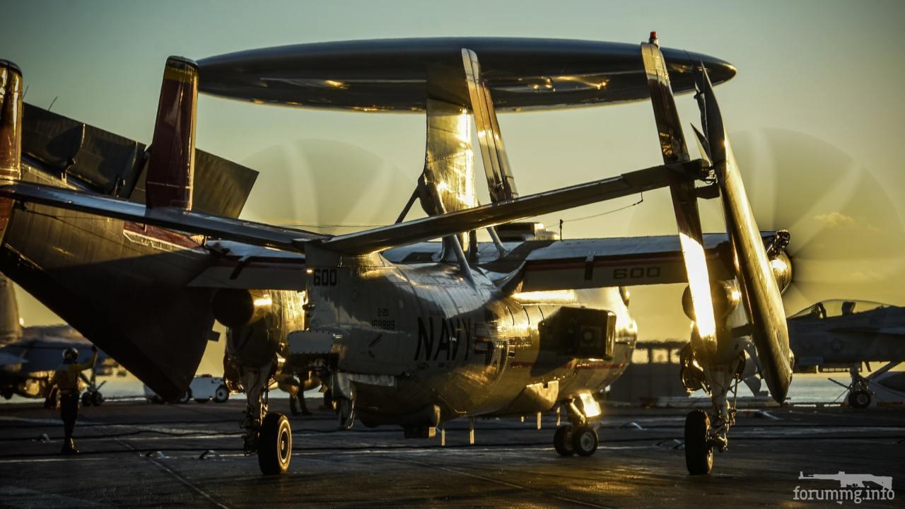 116634 - Два авианосца