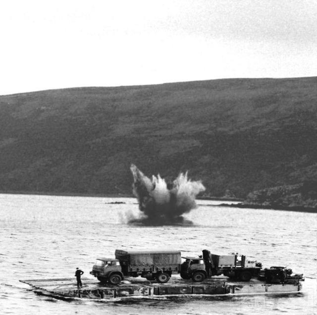 11673 - Фолклендская война