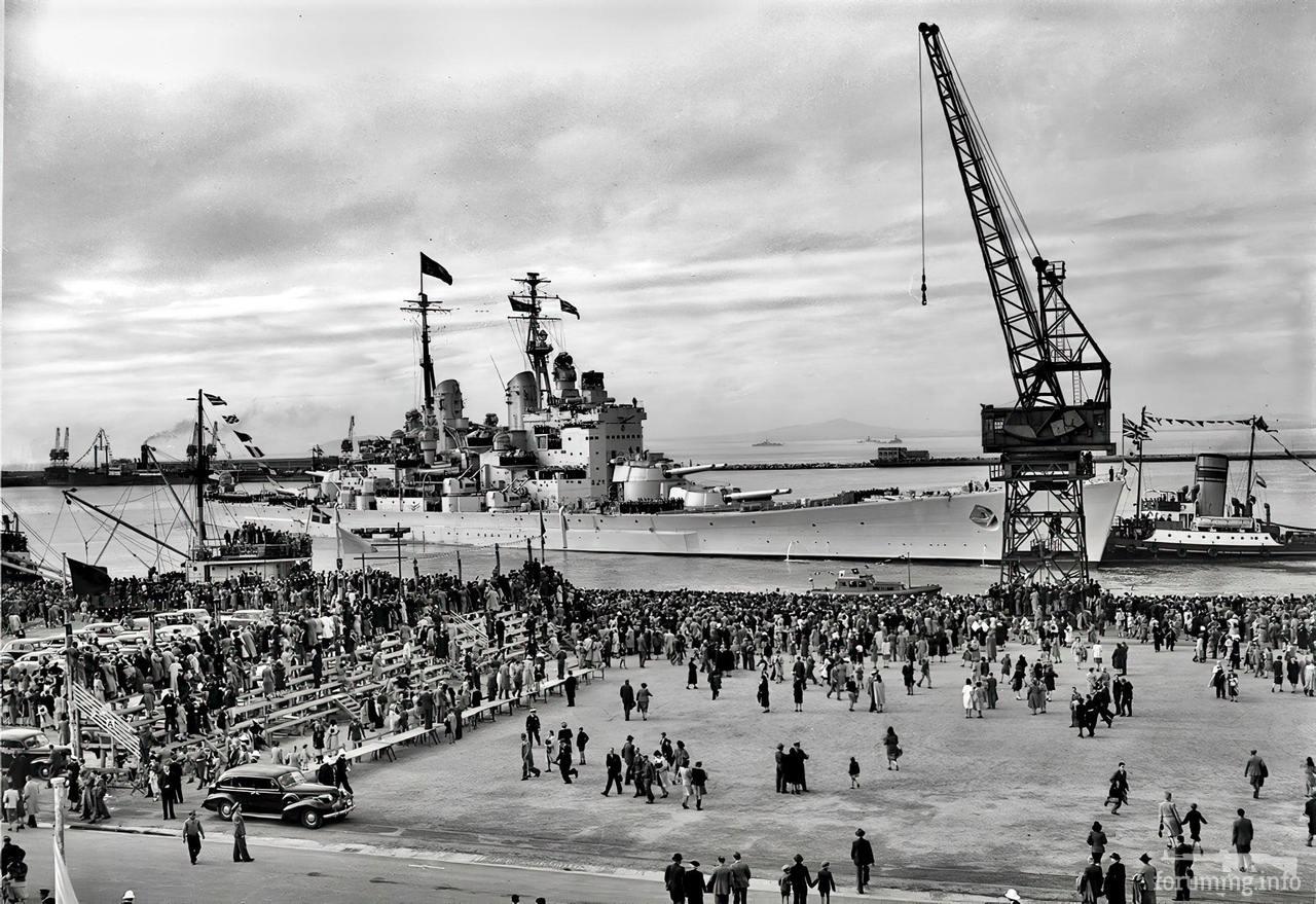 116736 - Броненосцы, дредноуты, линкоры и крейсера Британии