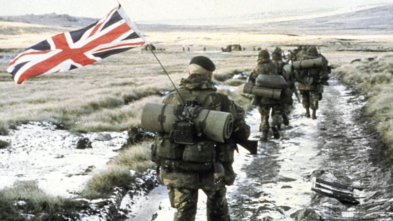 11680 - Фолклендская война