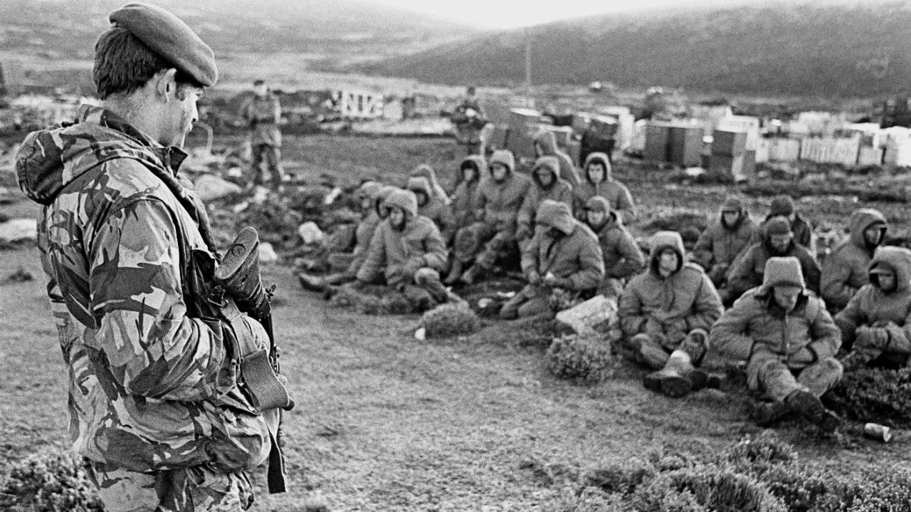 11681 - Фолклендская война