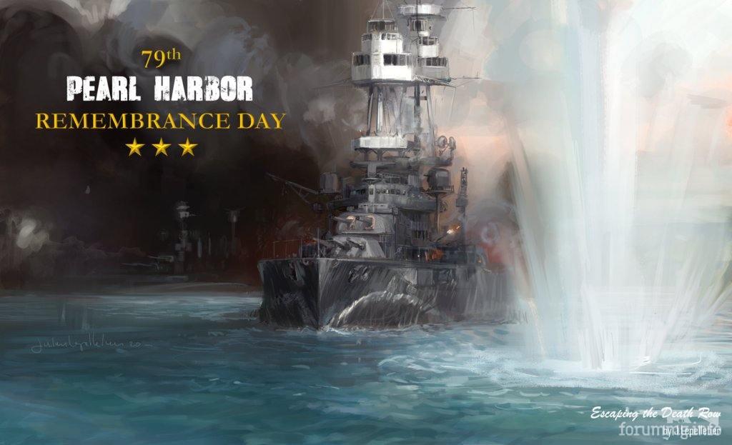116844 - Перл-Харбор 75 лет