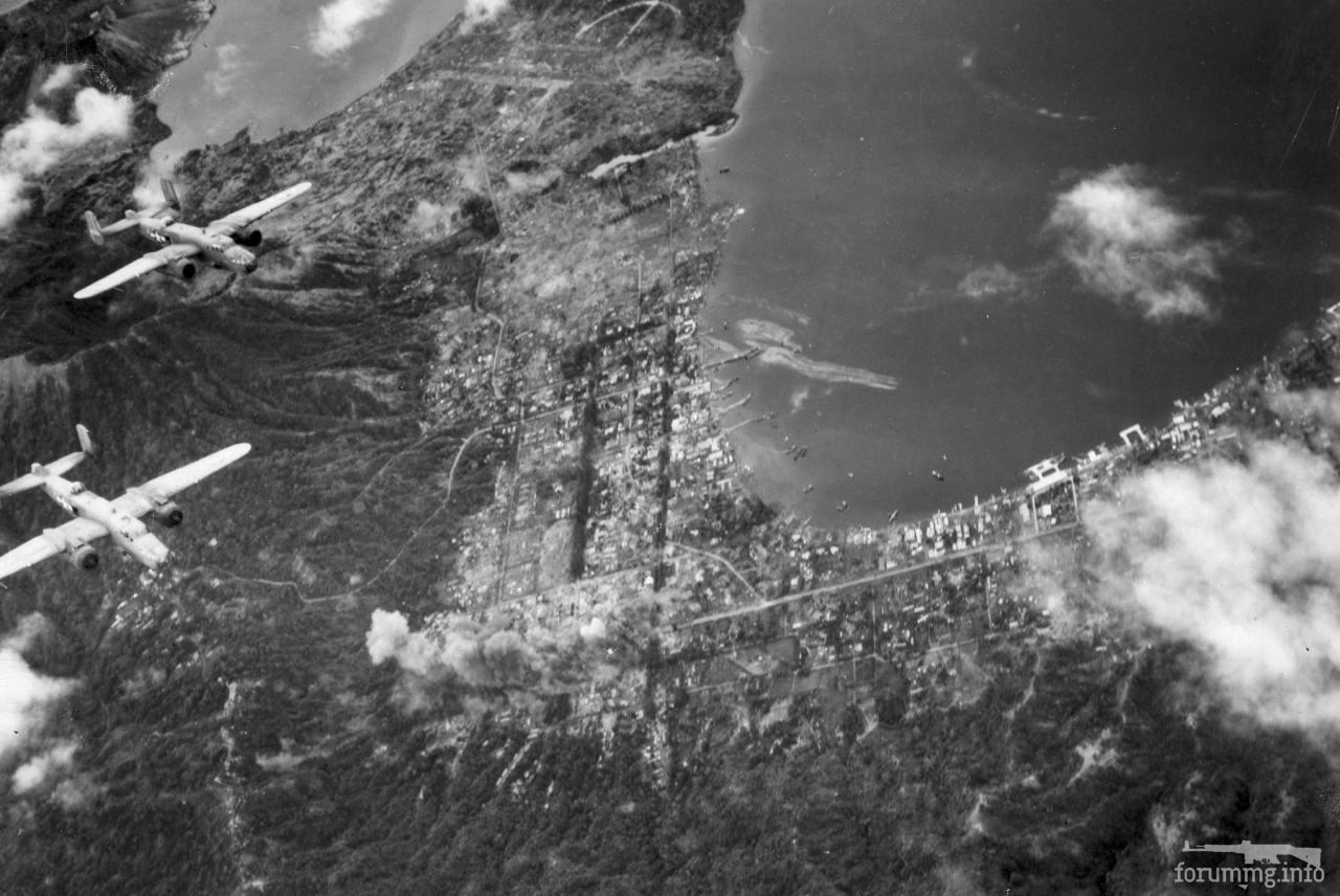 117030 - Военное фото 1941-1945 г.г. Тихий океан.