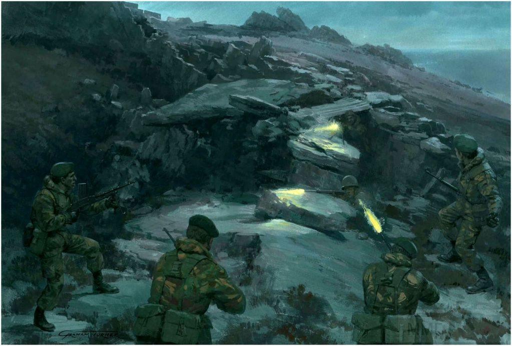 11713 - Фолклендская война