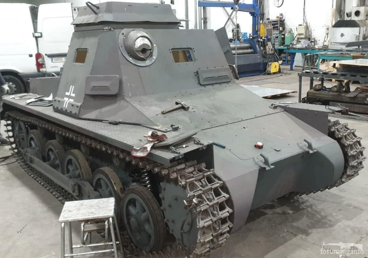117201 - Деревянный танк