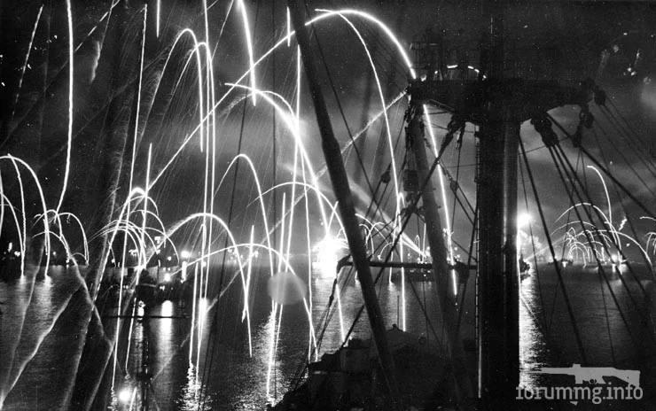 117203 - Военное фото 1941-1945 г.г. Тихий океан.