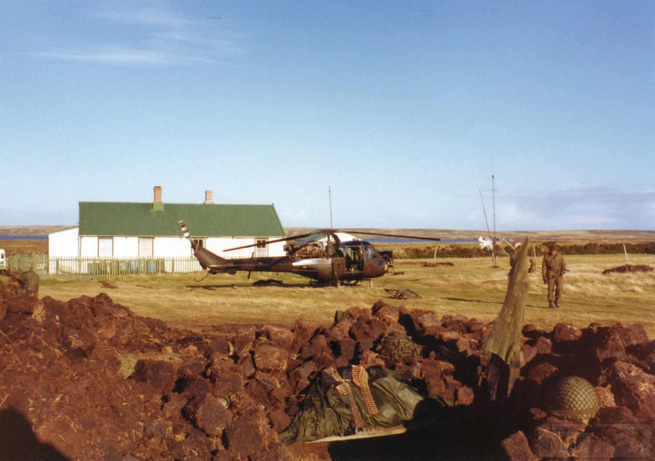 11721 - Фолклендская война
