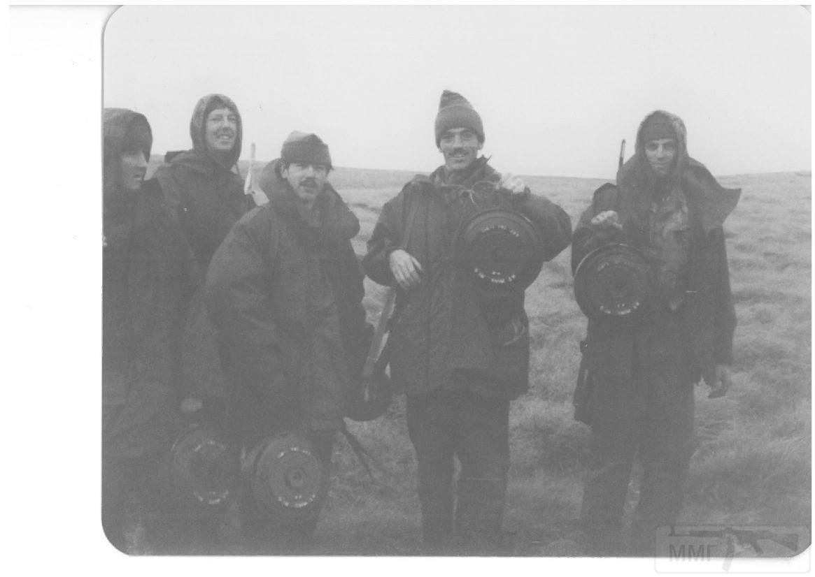 11723 - Фолклендская война