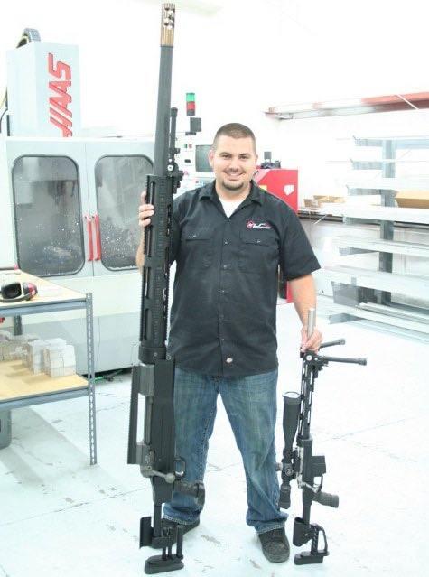 117245 - Крупнокалиберные снайперские винтовки