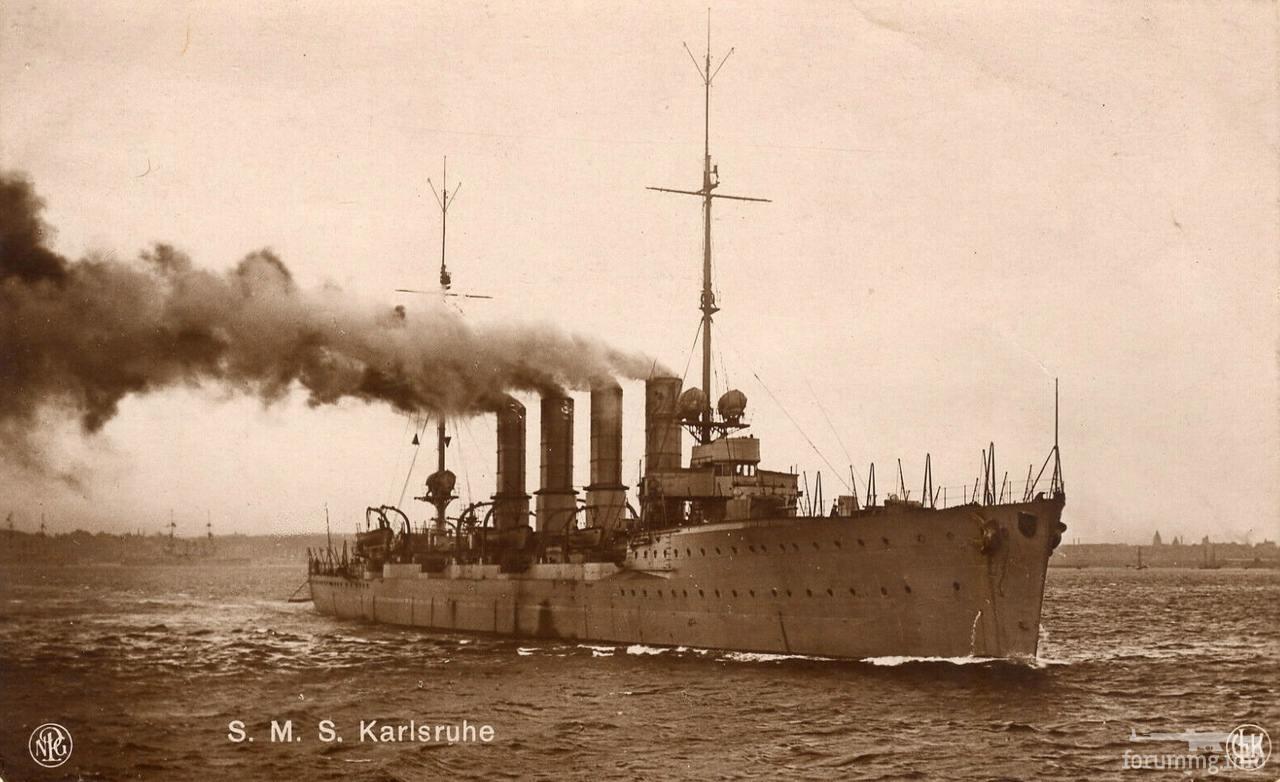 117418 - SMS Karlsruhe