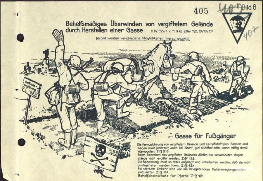 117445 - немецкий противогаз второй мировой