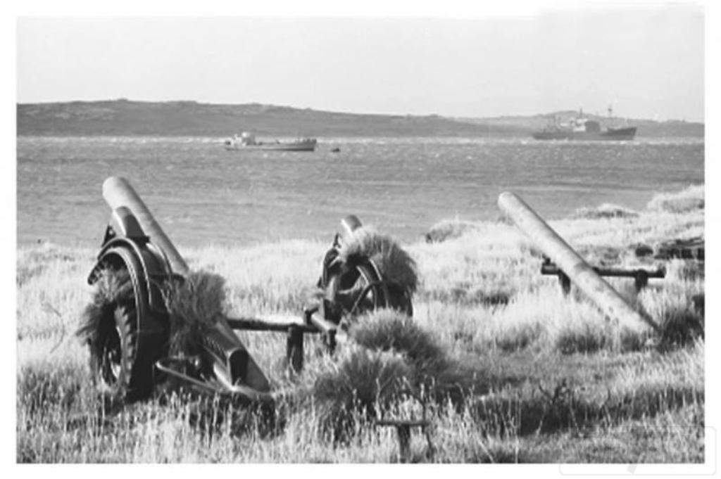 11748 - Фолклендская война