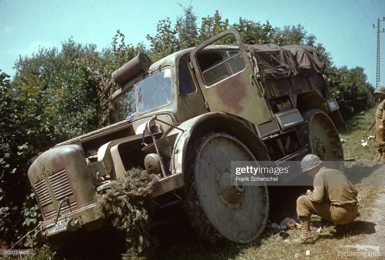 117512 - Военное фото 1939-1945 г.г. Западный фронт и Африка.