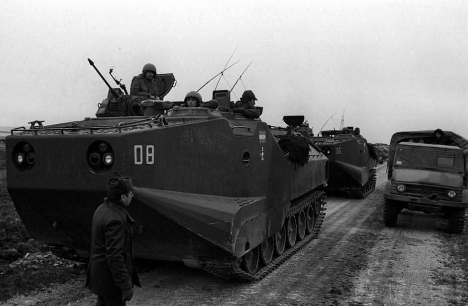 11752 - Фолклендская война