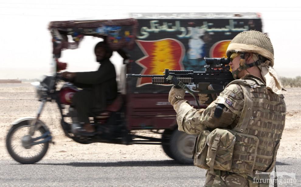 117545 - Афганистан. 2000-е. Война с терроризмом.